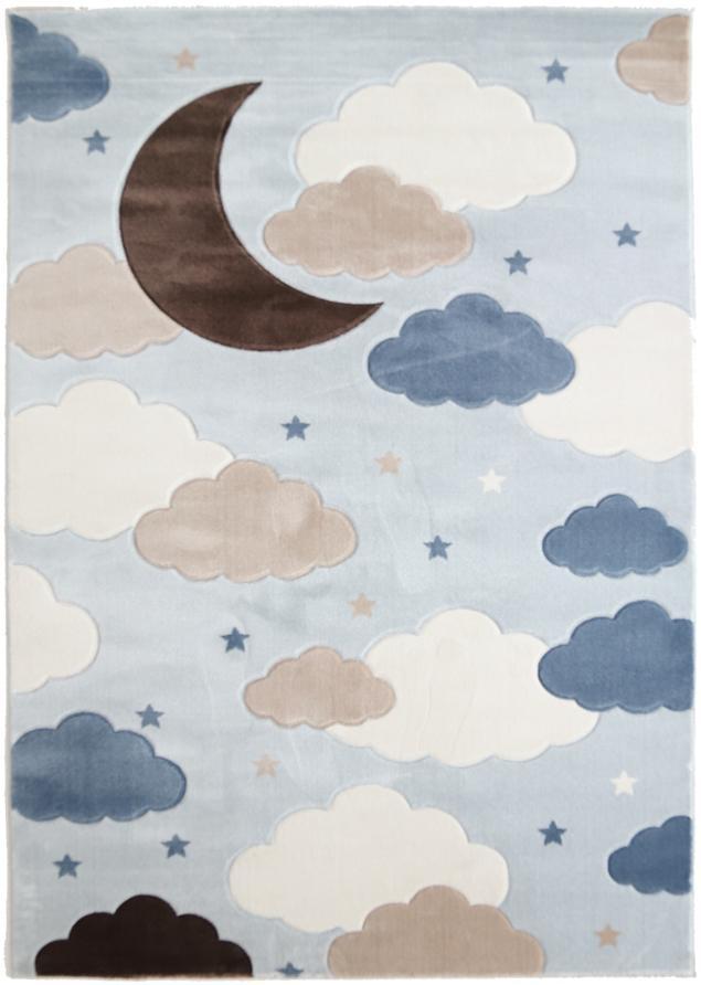 Χαλί Sky 6576A L.Blue